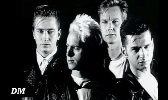 Discografia Depeche Mode