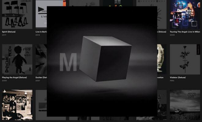 """Depeche Mode anuncia o lançamento do """"Mode Box Set"""""""