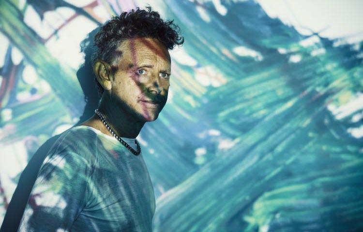 "Martin Gore de Depeche Mode oferece-lhe seu belo EP ""The Third Chimpanzee"""